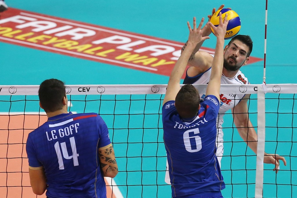 Bulgaria book quarter-final spot at European Volleyball Championships but a play-off awaits Italy