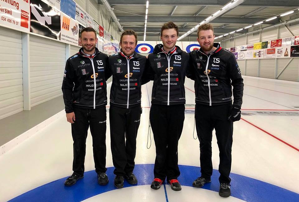 Swiss University Sports has announced the players that will represent the country in curling at the 2019 Winter Universiade in Krasnoyarsk in Russia ©Swiss University Sports/Facebook