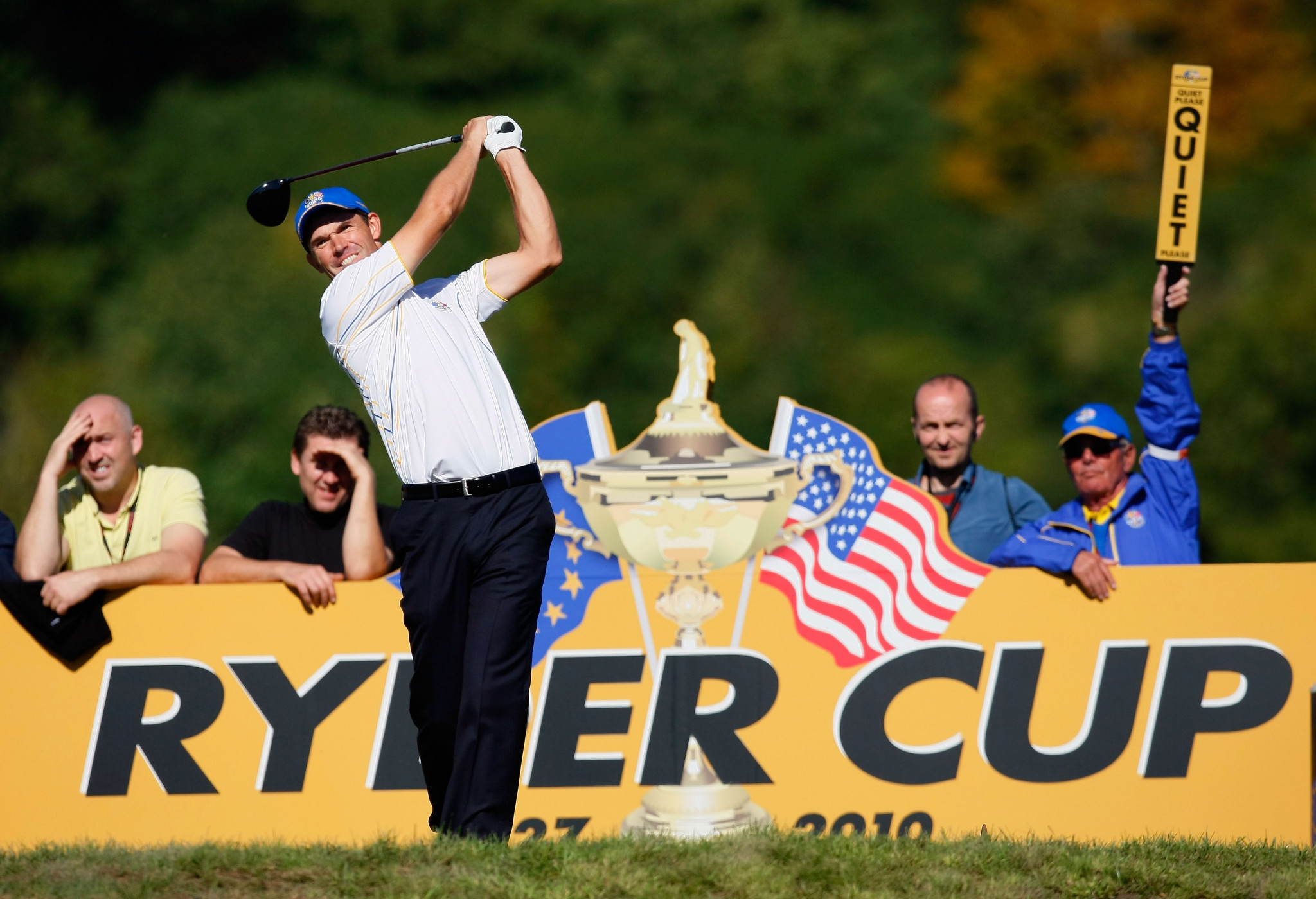 Ryder Cup organisers plan to host over 40,000 fans daily
