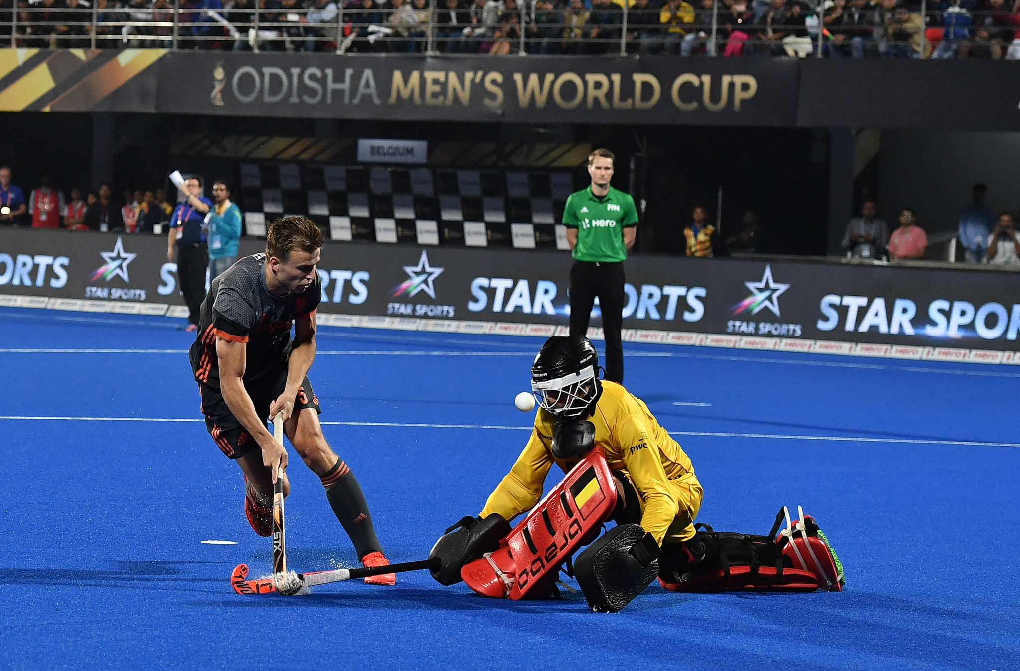All FIH matches this year will be available on the platform, everywhere a broadcaster is not already showing the match ©Getty Images