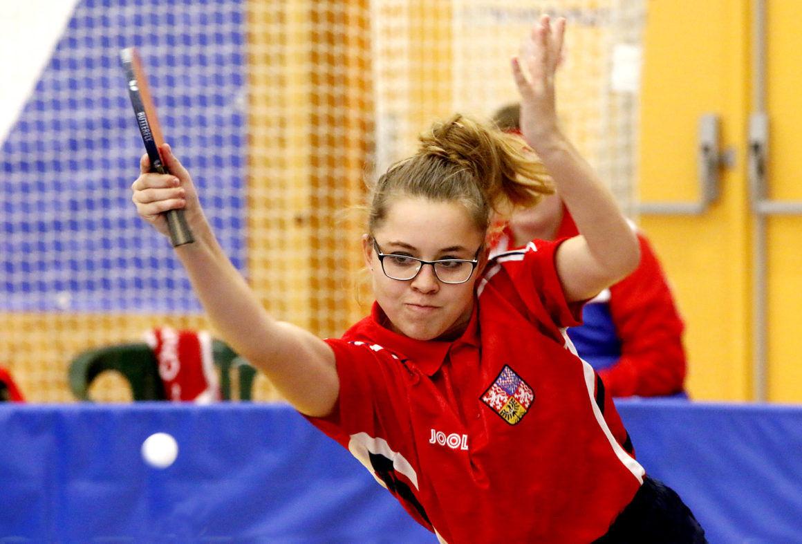 Table tennis at INAS Global Games to be recognised by ITTF