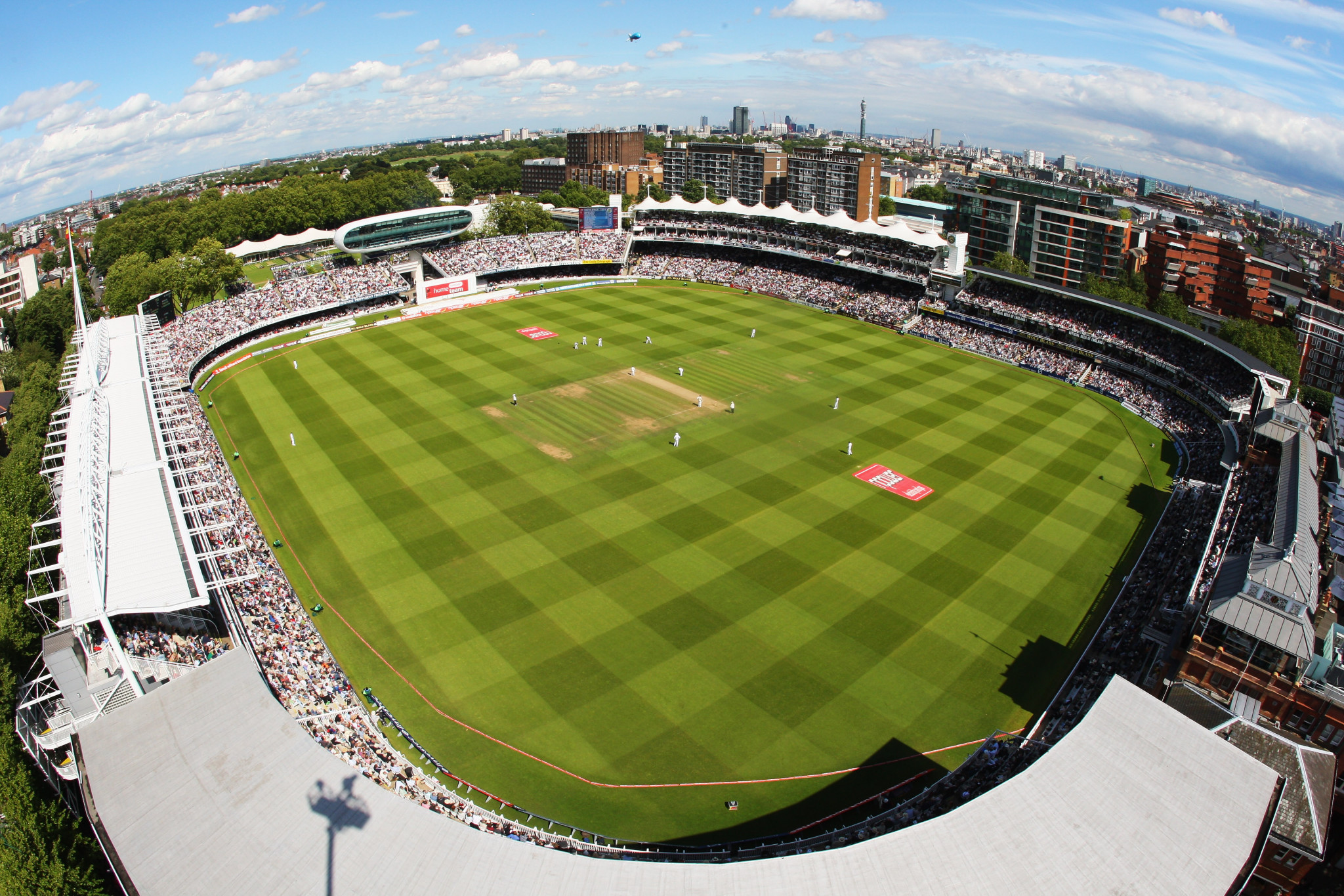 The home of cricket, Lord's, will host the final on July 14 ©Getty Images