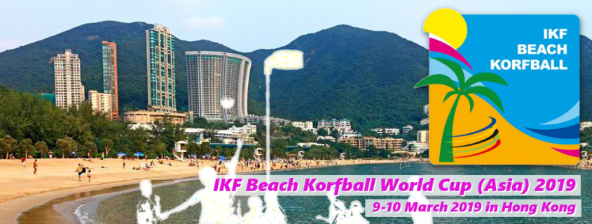 Hong Kong has been awarded the hosting rights to the first edition of the International Korfball Federation Beach World Cup in Asia ©IKF