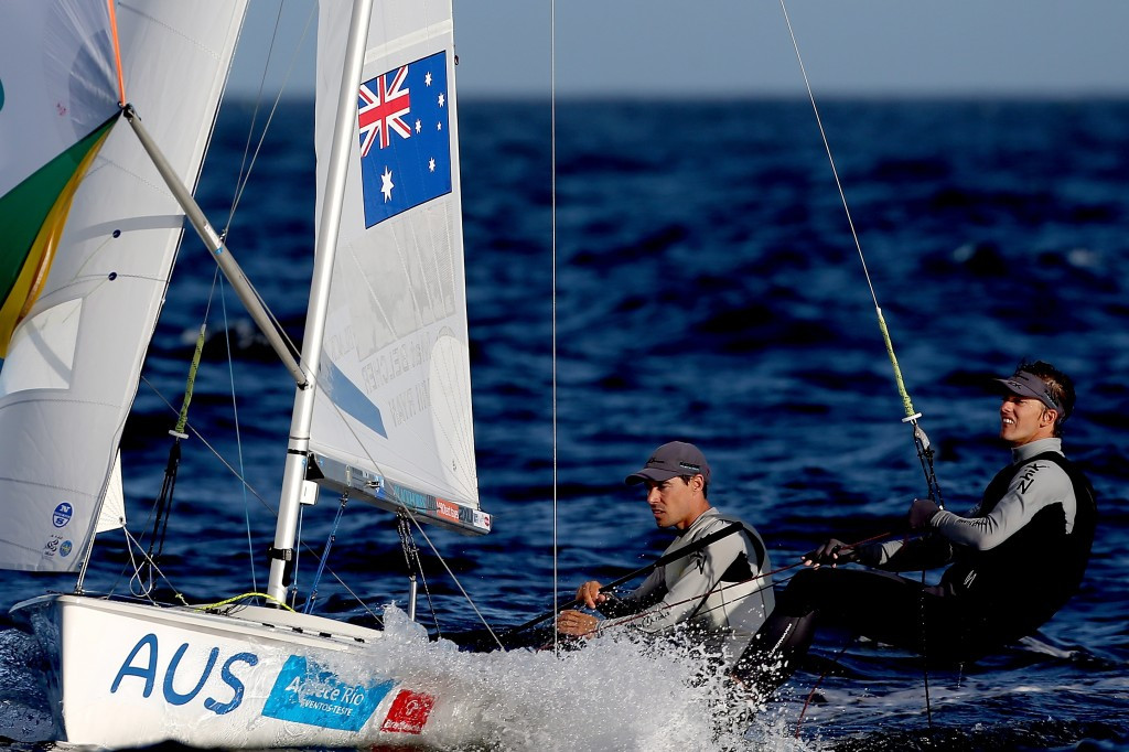 Defending champions claim hat-trick of victories at ISAF 470 World Championships
