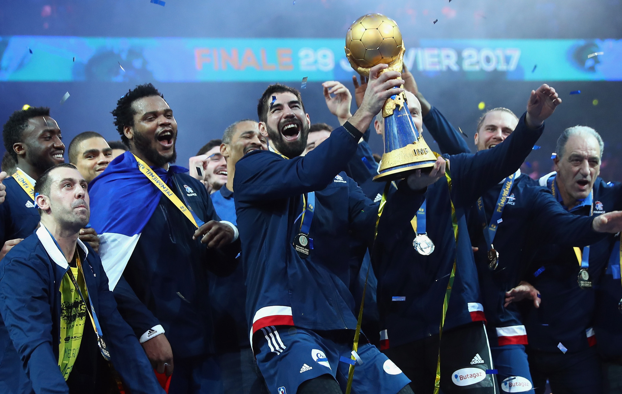 The 2019 Men's Handball World Championships will start tomorrow with France looking to defend their title ©Getty Images