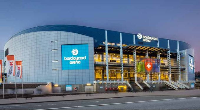 The final will take place at the Barclaycard Arena in Hamburg on January 27 ©IHF