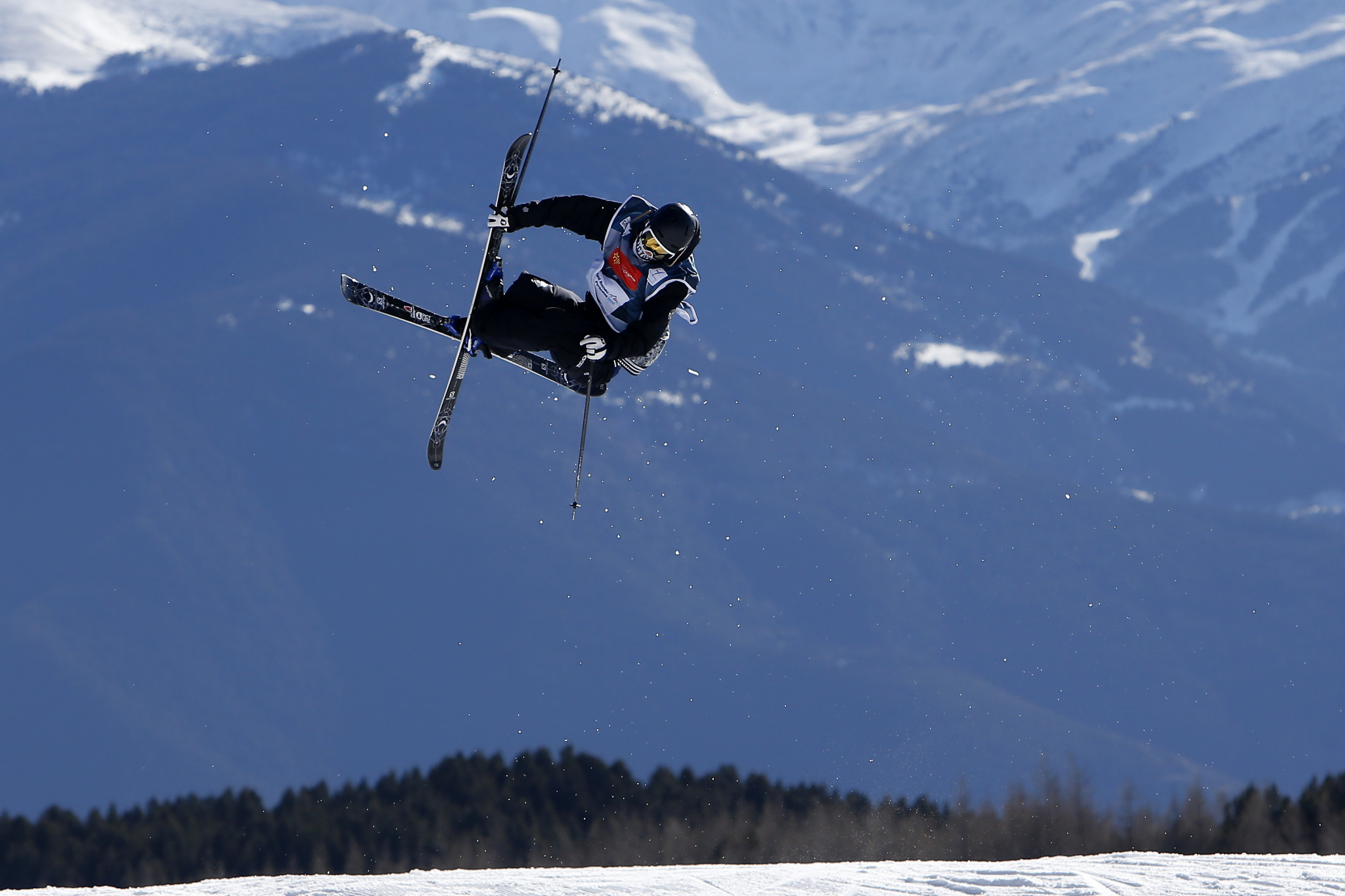 FIS Freestyle Skiing World Cup set to resume with slopestyle event in Font Romeu