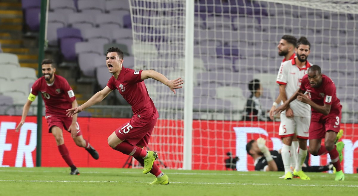 Qatar are in strong form after winning the 2019 Asian Cup ©Getty Images