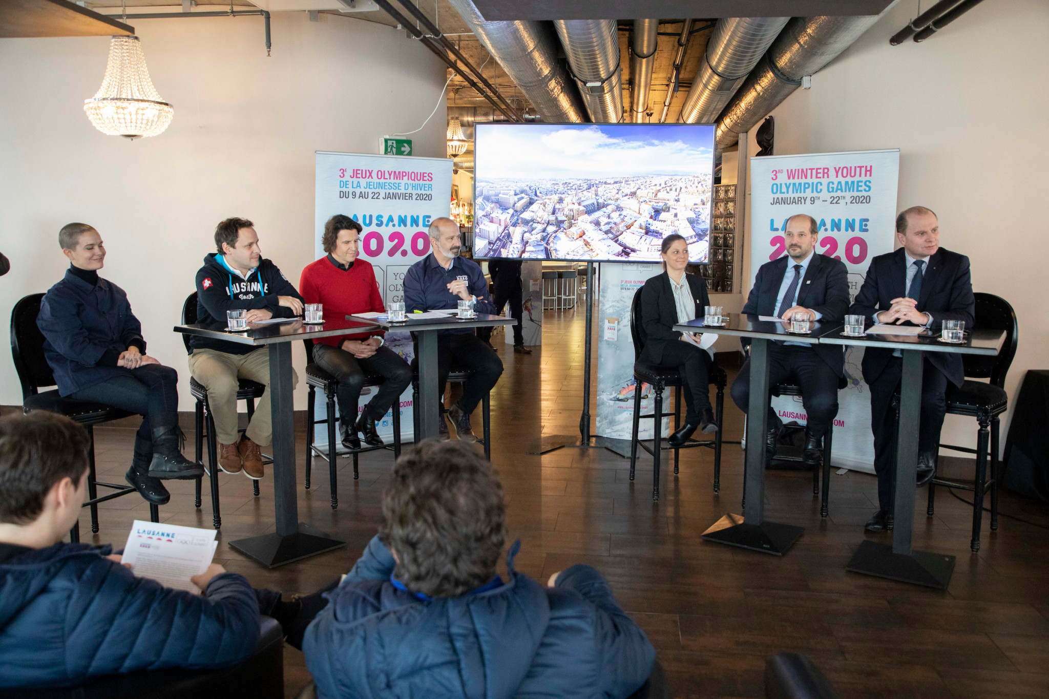 Lausanne 2020 to offer free access to sports events at Winter Youth Olympic Games