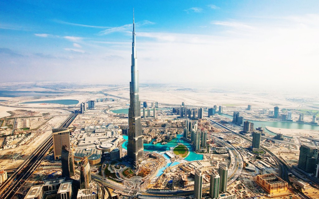 Dubai in