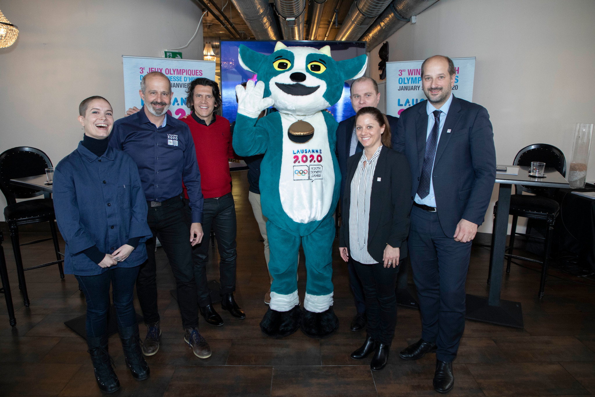IOC and Lausanne 2020 officials promised the event would be a success ©IOC