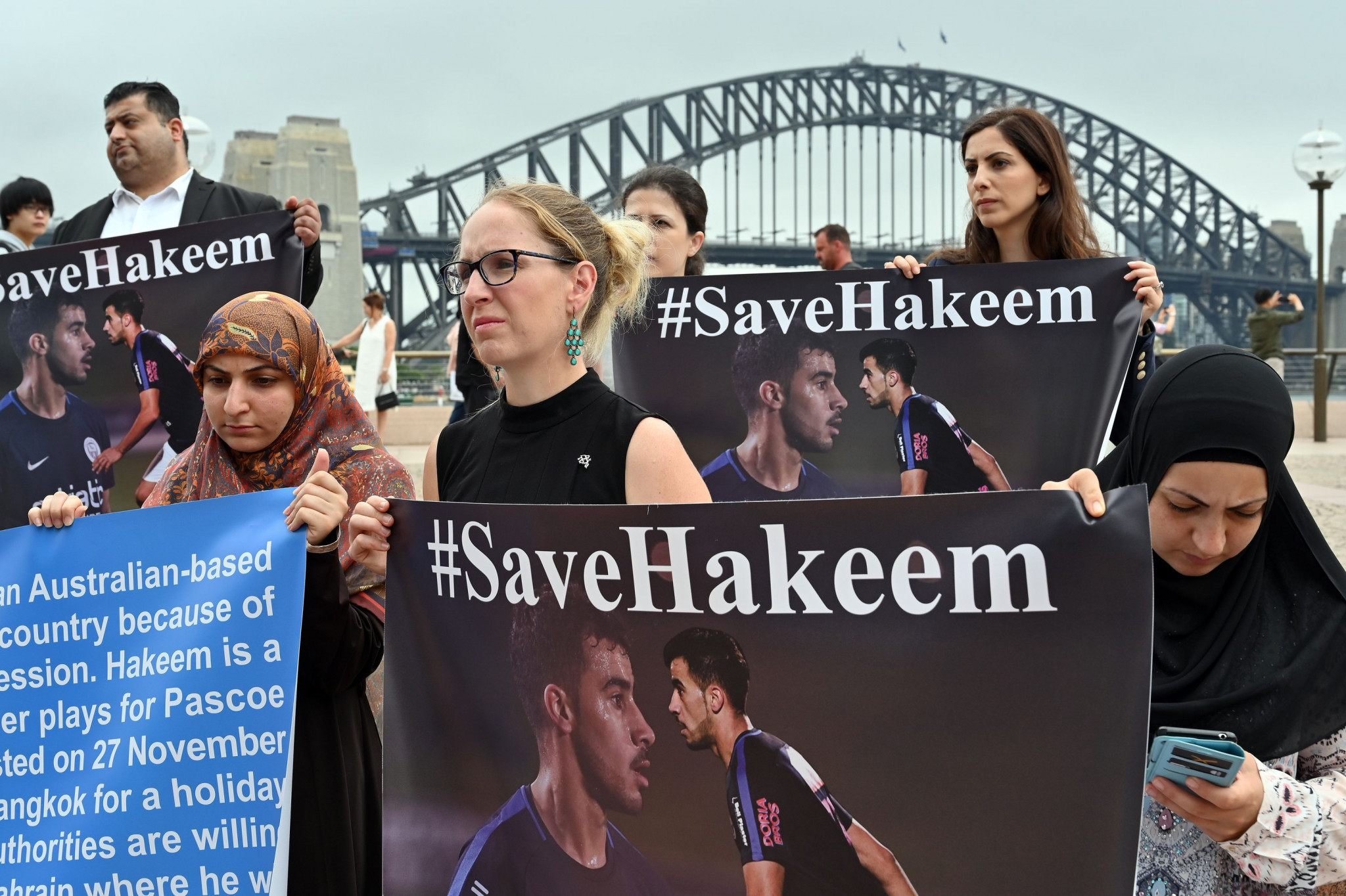 Human rights organisations and advocates have renewed pressure on the relevant parties to free Hakeem Al-Araibi ©Getty Images