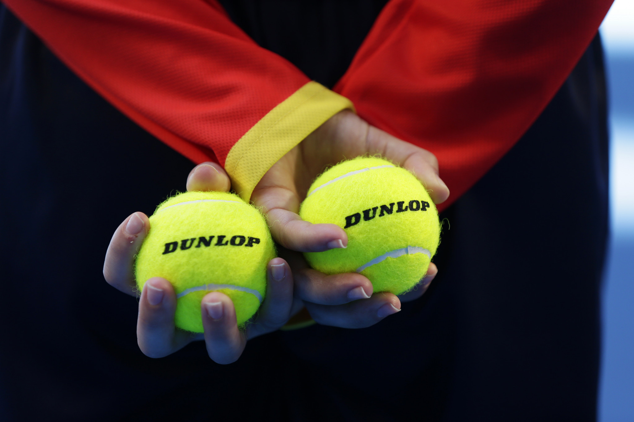 Sports equipment brand Dunlop and ATP have signed a five-year partnership which will see Dunlop become the official ball for ATP events ©Getty Images
