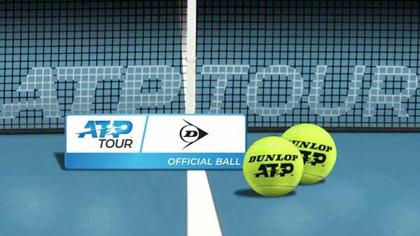 Dunlop will become the official ball for the ATP Tour and Nitto ATP Finals ©ATP