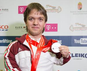 Shevchuk named best powerlifter of 2018 after public vote