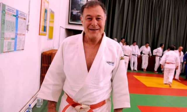 Tributes have been paid to Bernard Tchoullouyan ©IJF
