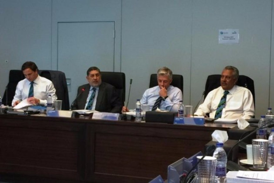 A meeting with the IOC was proposed at an ICC Board Meeting in Dubai ©ICC