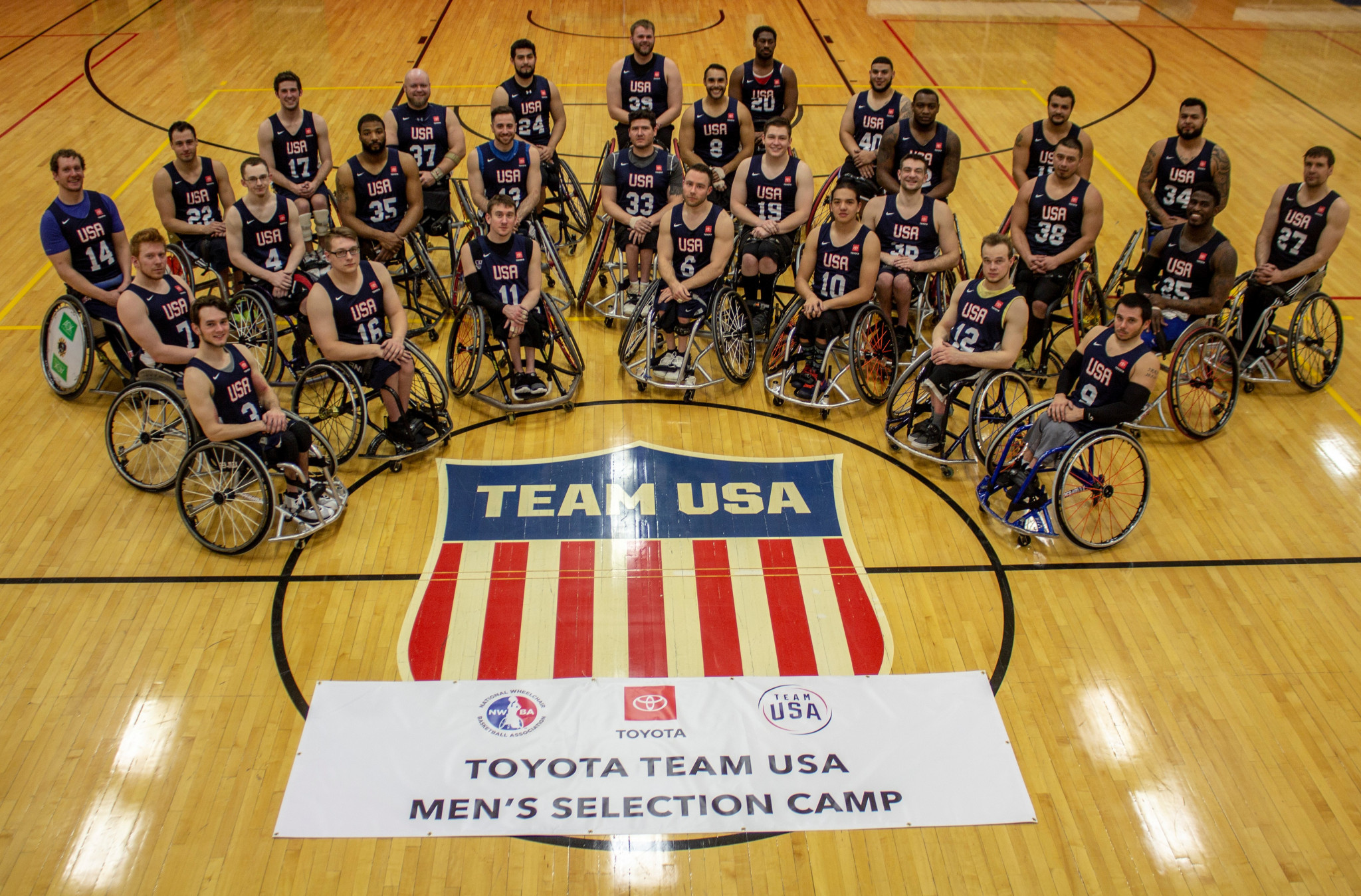 NWBA announce initial selection for 2019 team