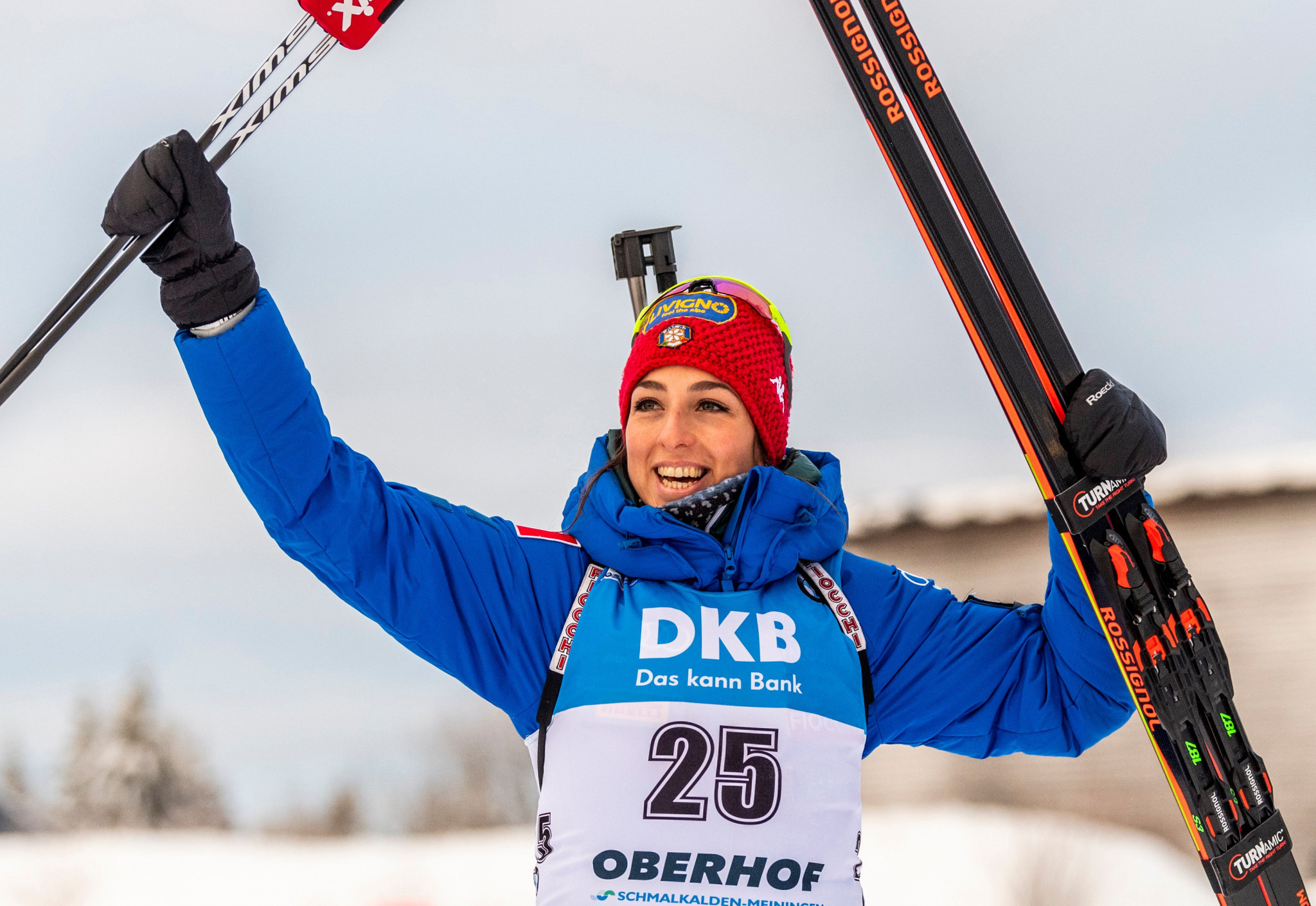Vittozzi claims first Biathlon World Cup win with sprint victory in Oberhof