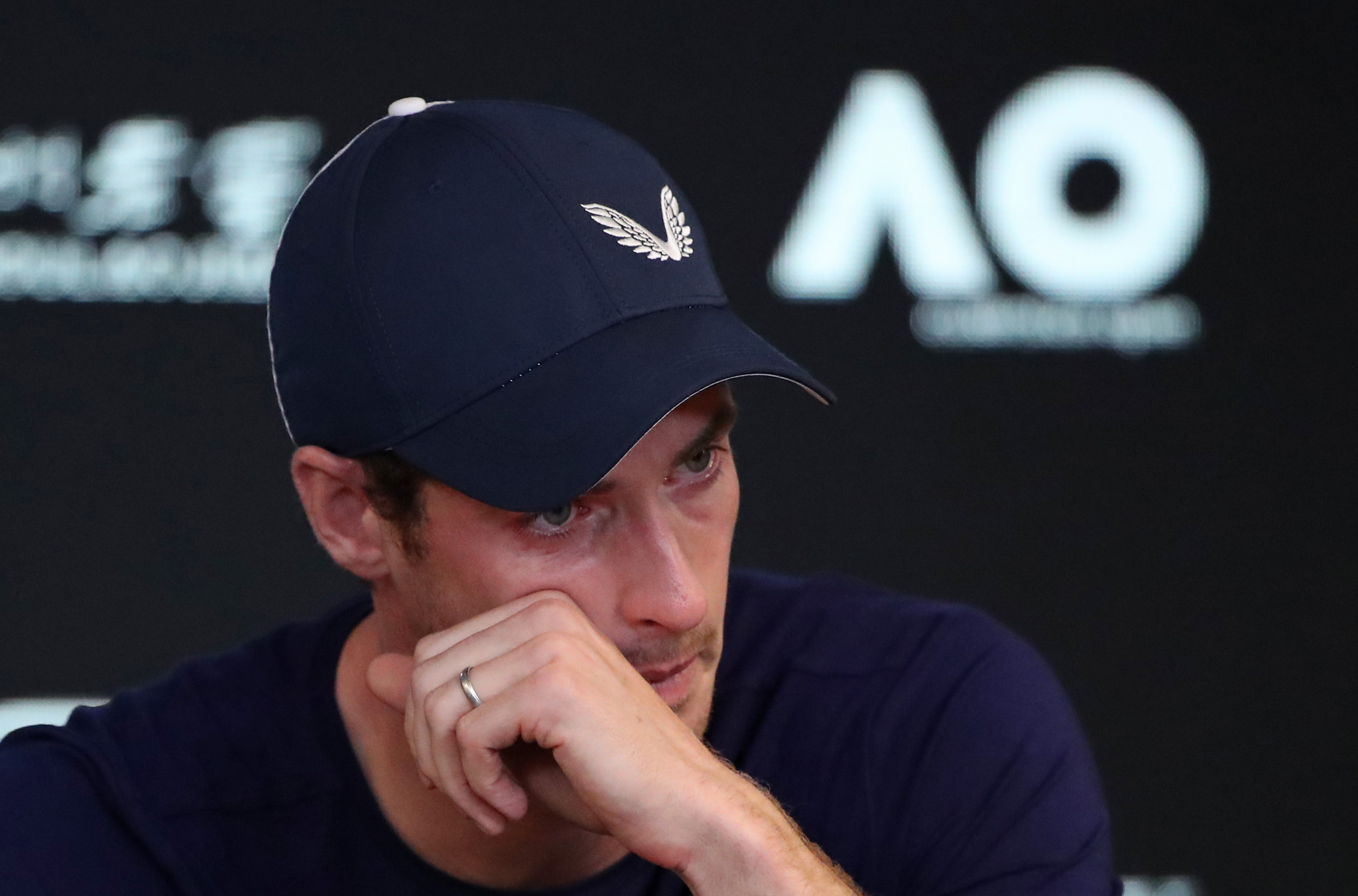 Andy Murray has announced he aims to retire from tennis at Wimbledon ©Getty Images