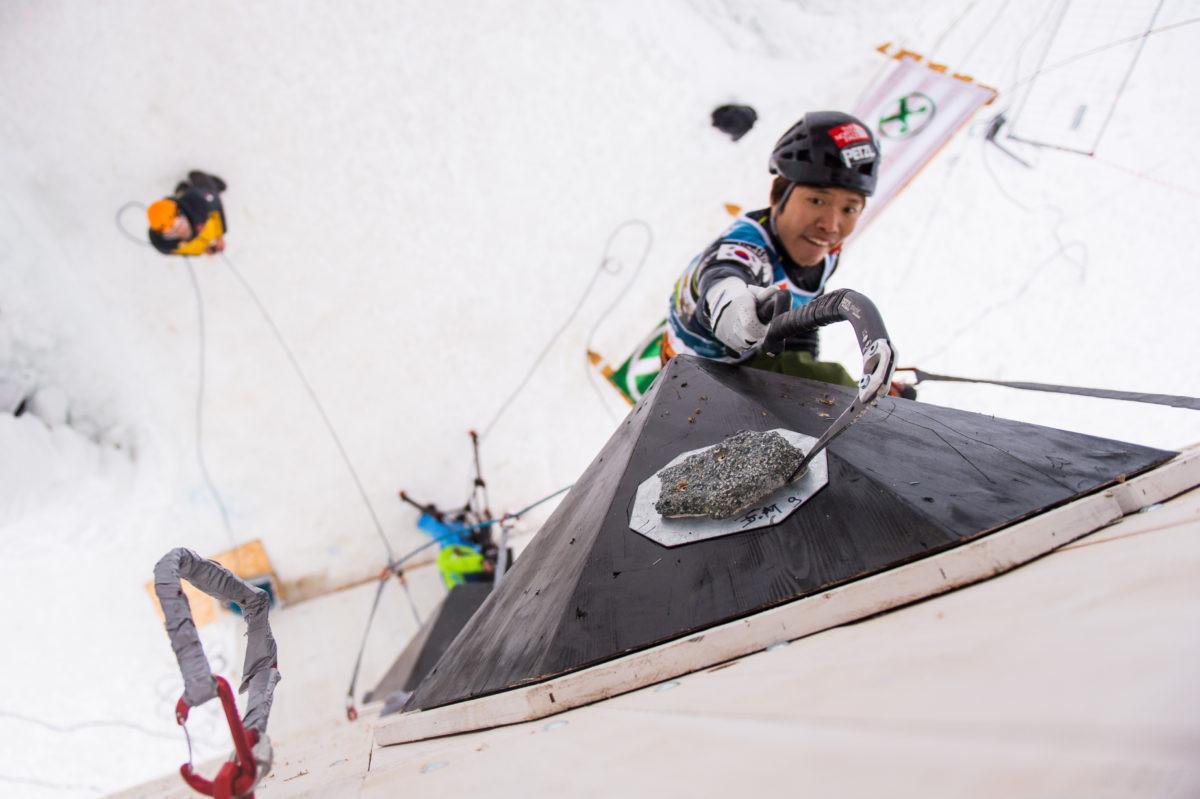 Cheongsong ready to host UIAA Ice Climbing World Cup season opener