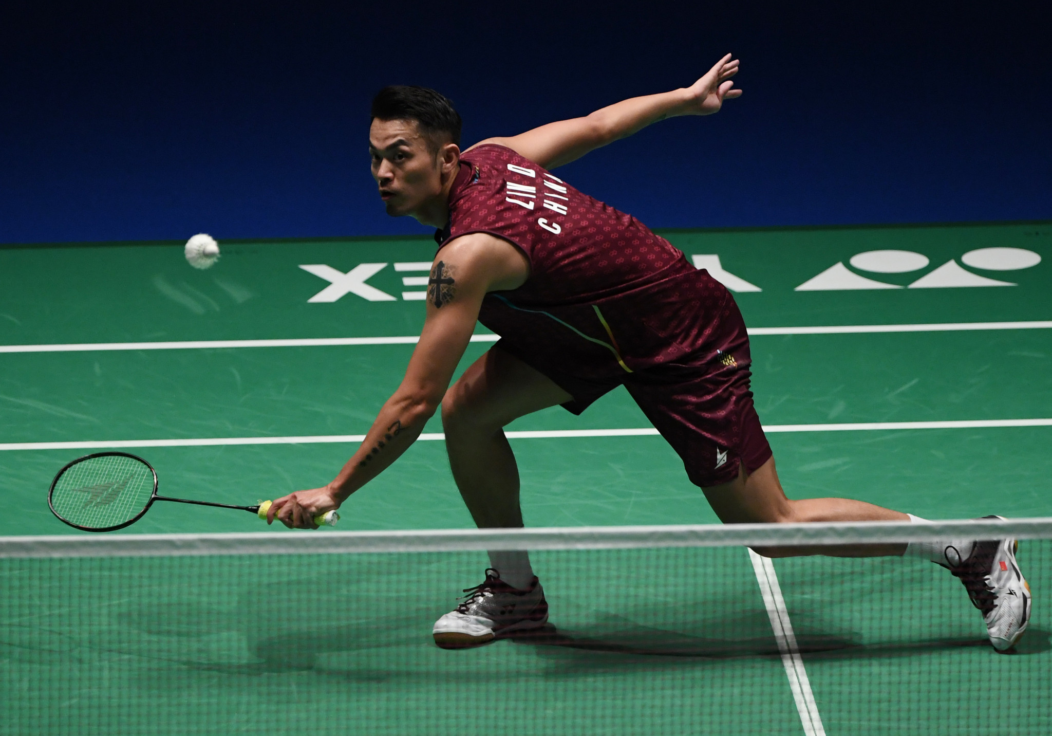 Two-time Olympic champion Lin through to semi-finals at BWF Thailand Masters