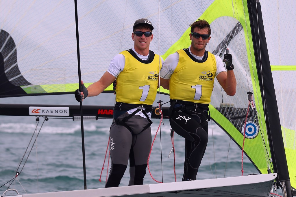 ISAF World Sailor of the Year nominees announced