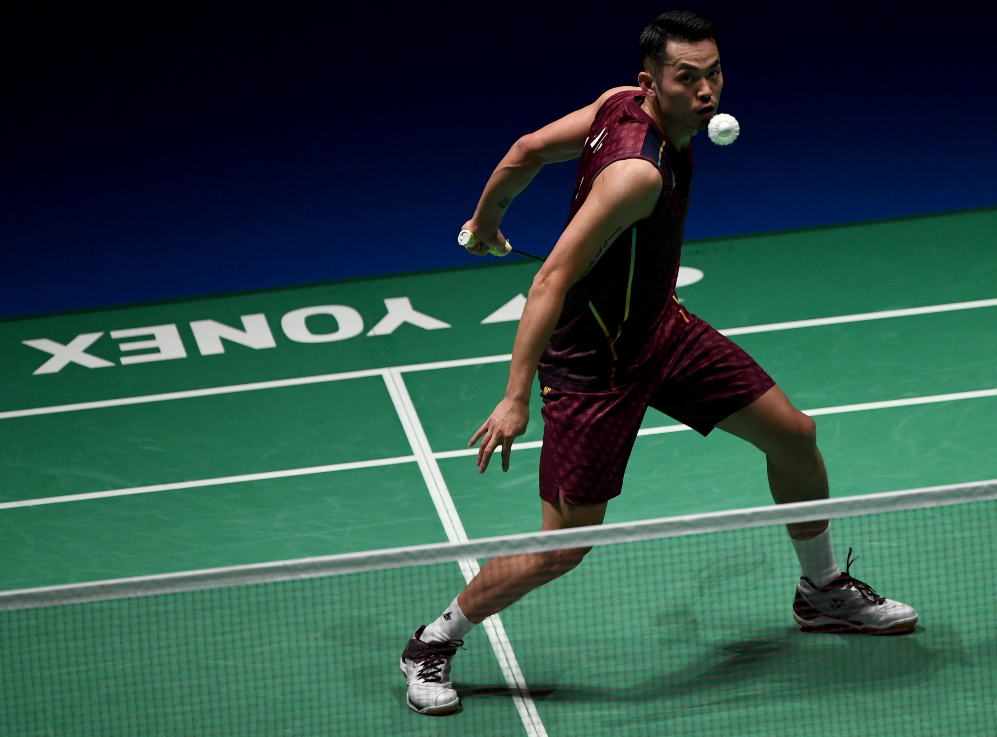 China's Lin Dan reached the men's singles final of the BWF Thailand Masters in Bangkok ©Getty Images