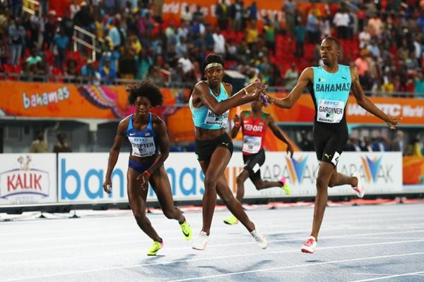 A 2x2x400m relay and a mixed shuttle hurdles event will feature at this year's IAAF World Relay Championships in Yokohma ©IAAF