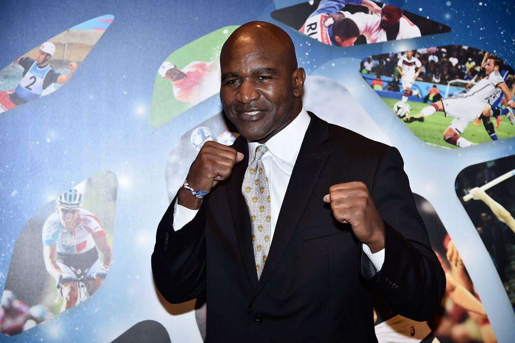 Five-times world boxing champion cites Olympic Games appearance as career highlight