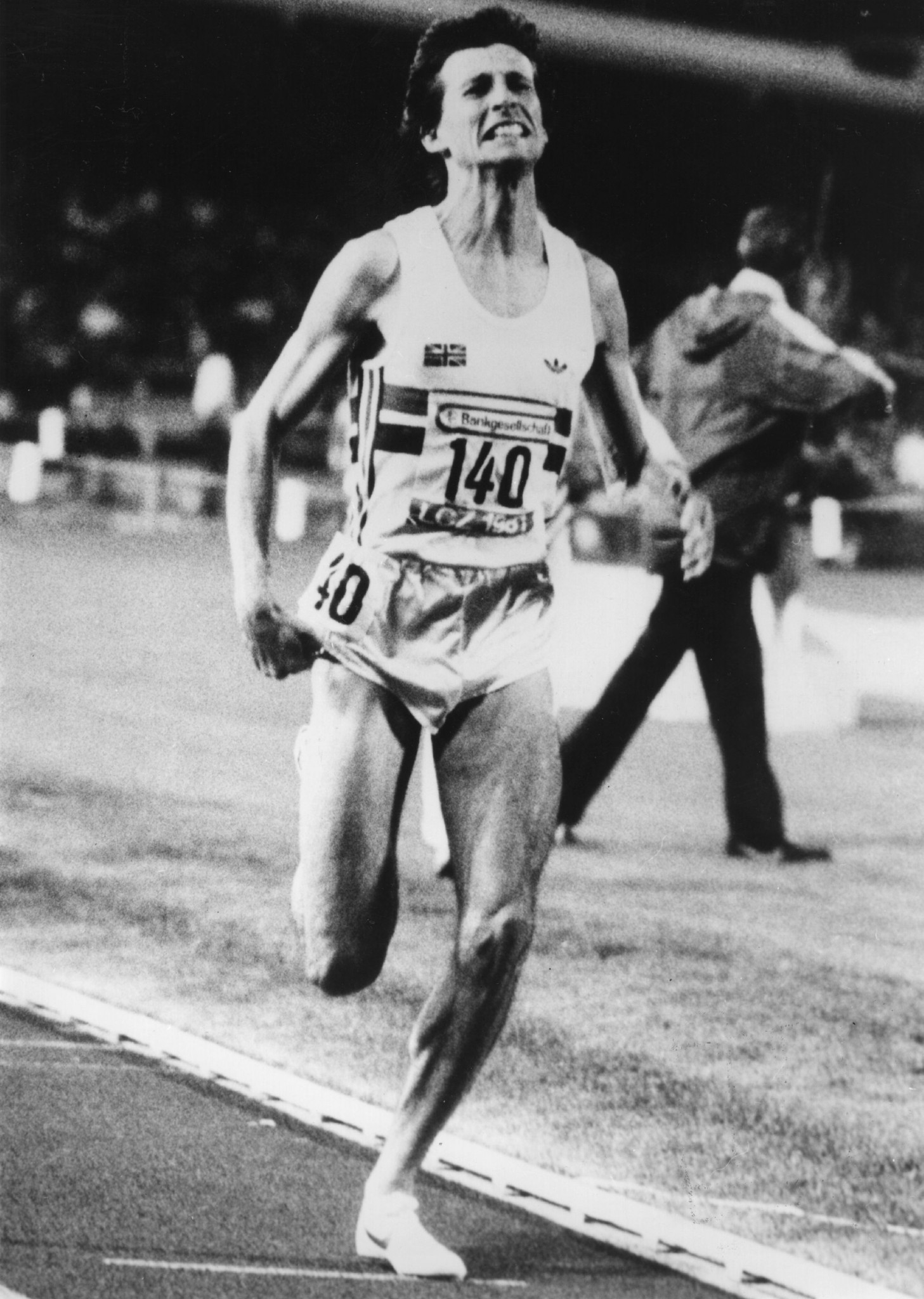 IAAF President Sebastian Coe set two world records at meetings in Zurich organised by Andreas Brugger, including the mile in 1981 - a total of 19 were set between 1973 and 2000 ©Getty Images