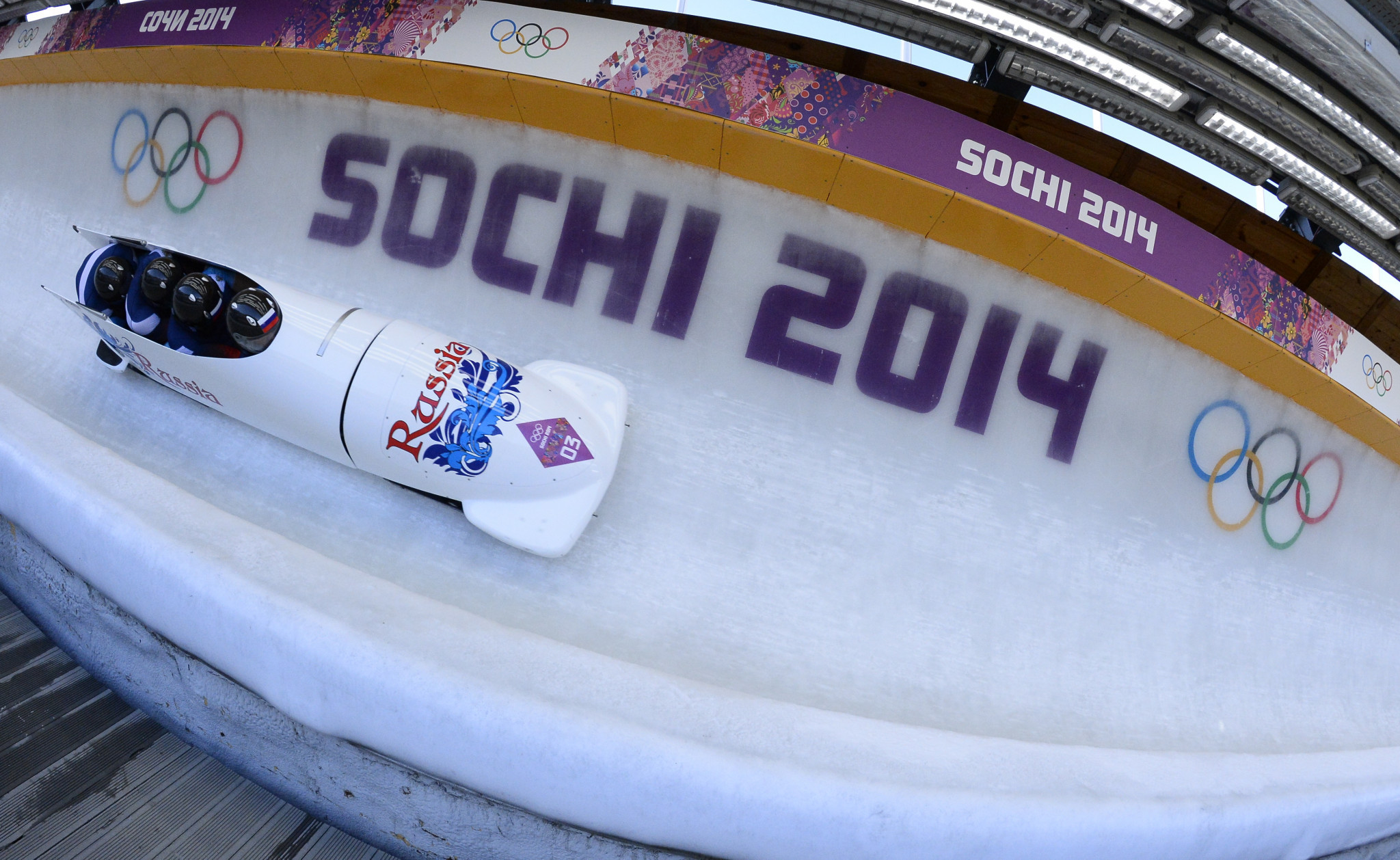 Fallout from Sochi 2014 doping scandal continues to impact the Russian Bobsleigh Federation ©Getty Images