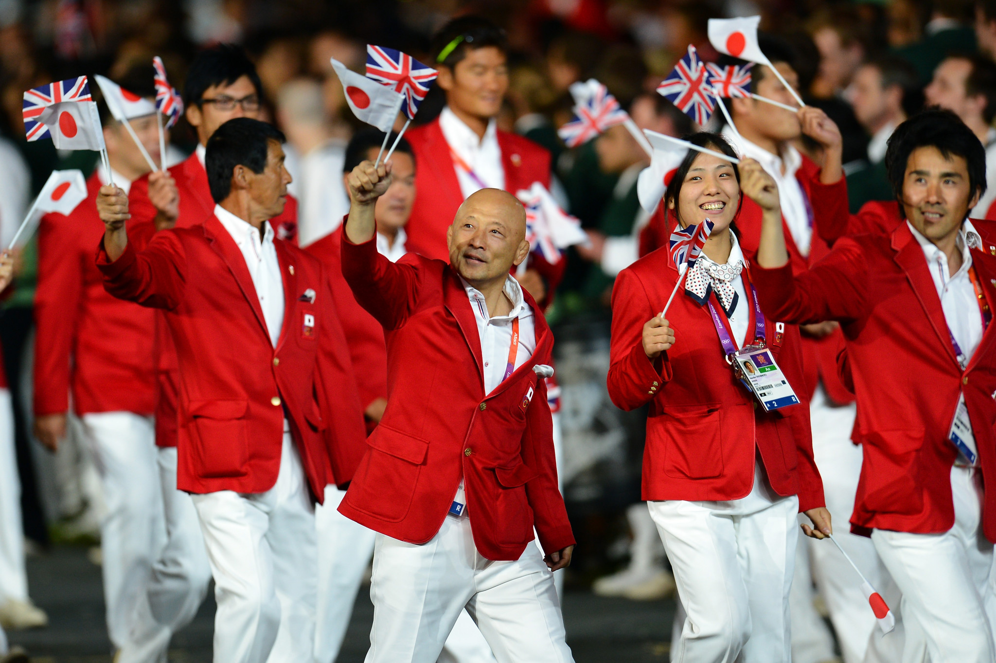 Relations between Japan and the UK have grown since London 2012 thanks largely to the two countries recent history and immediate future of the Olympics and Paralympic Games ©Getty Images