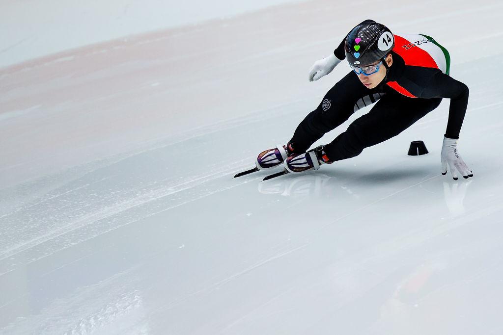 Liu brothers star at ISU European Short Track Speed Skating Championships