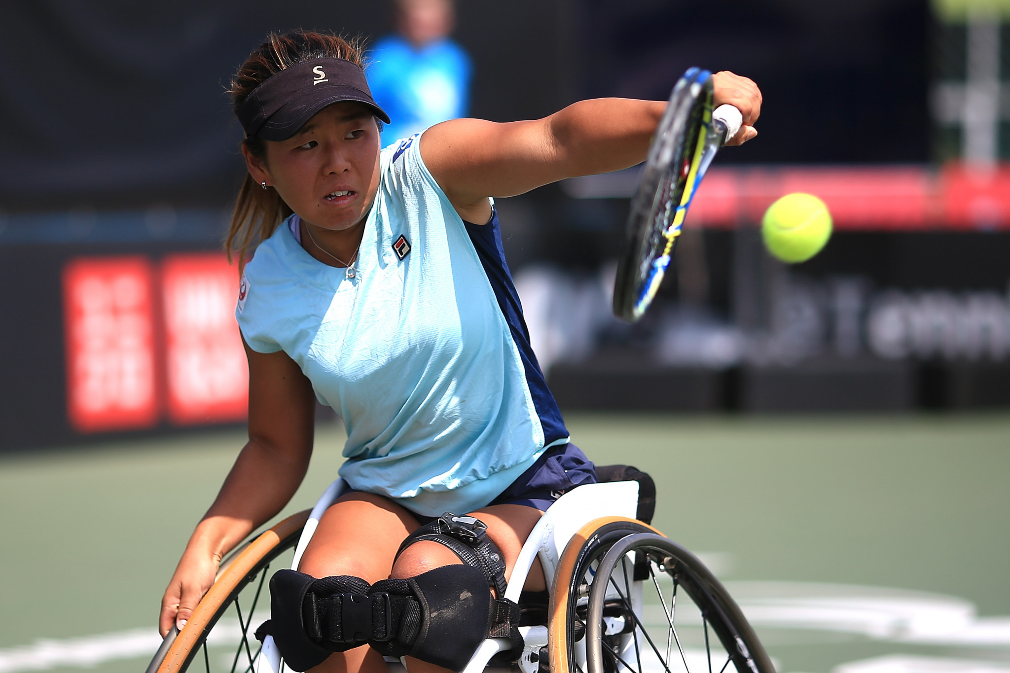 Kamiji earns women's singles crown at Bendigo Wheelchair Tennis Open