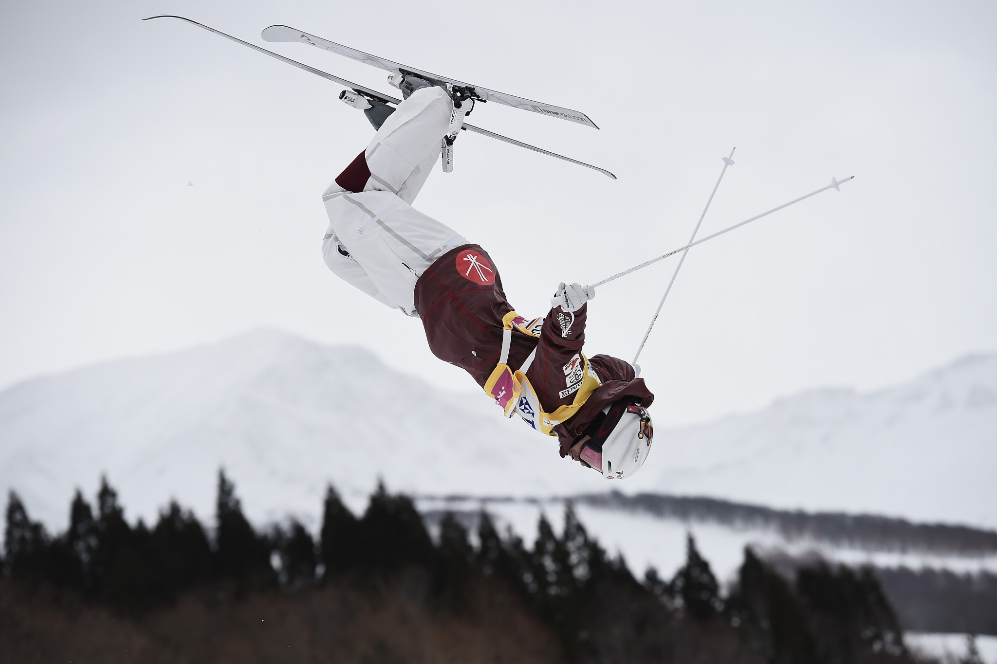 Kingsbury continues Moguls World Cup domination with Calgary triumph