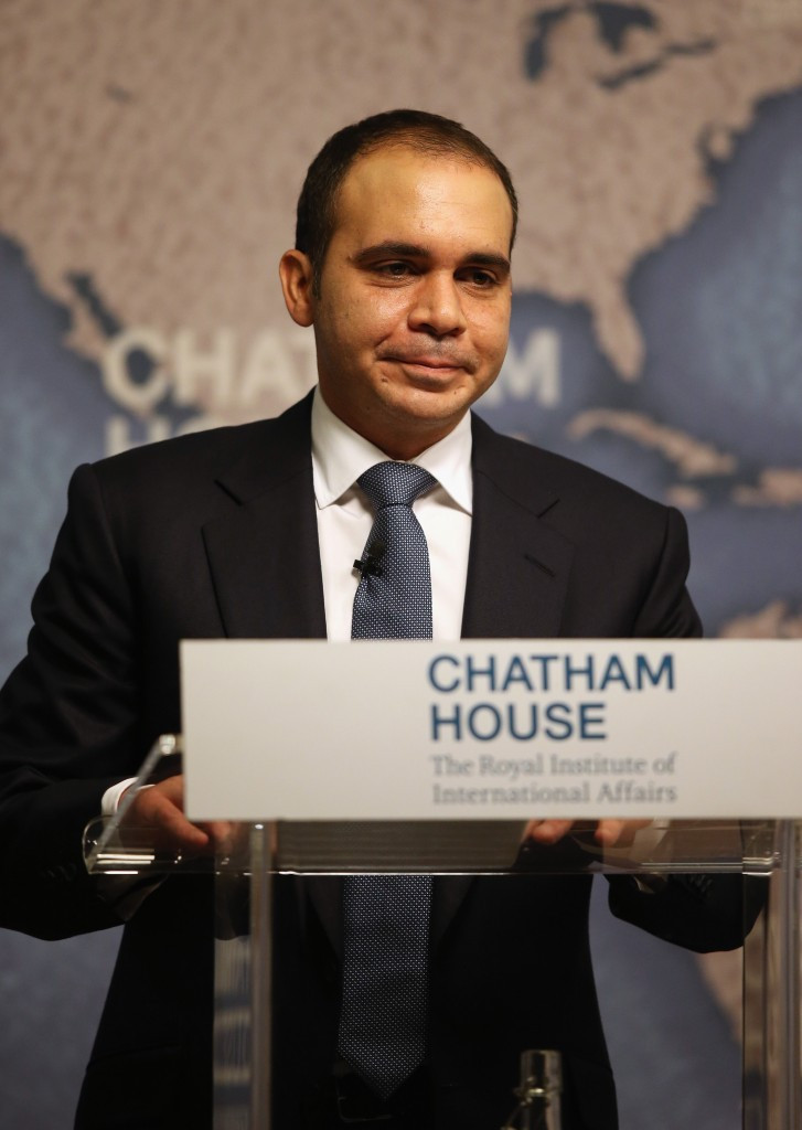 Presidential hopeful Prince Ali urges FIFA not to postpone February election