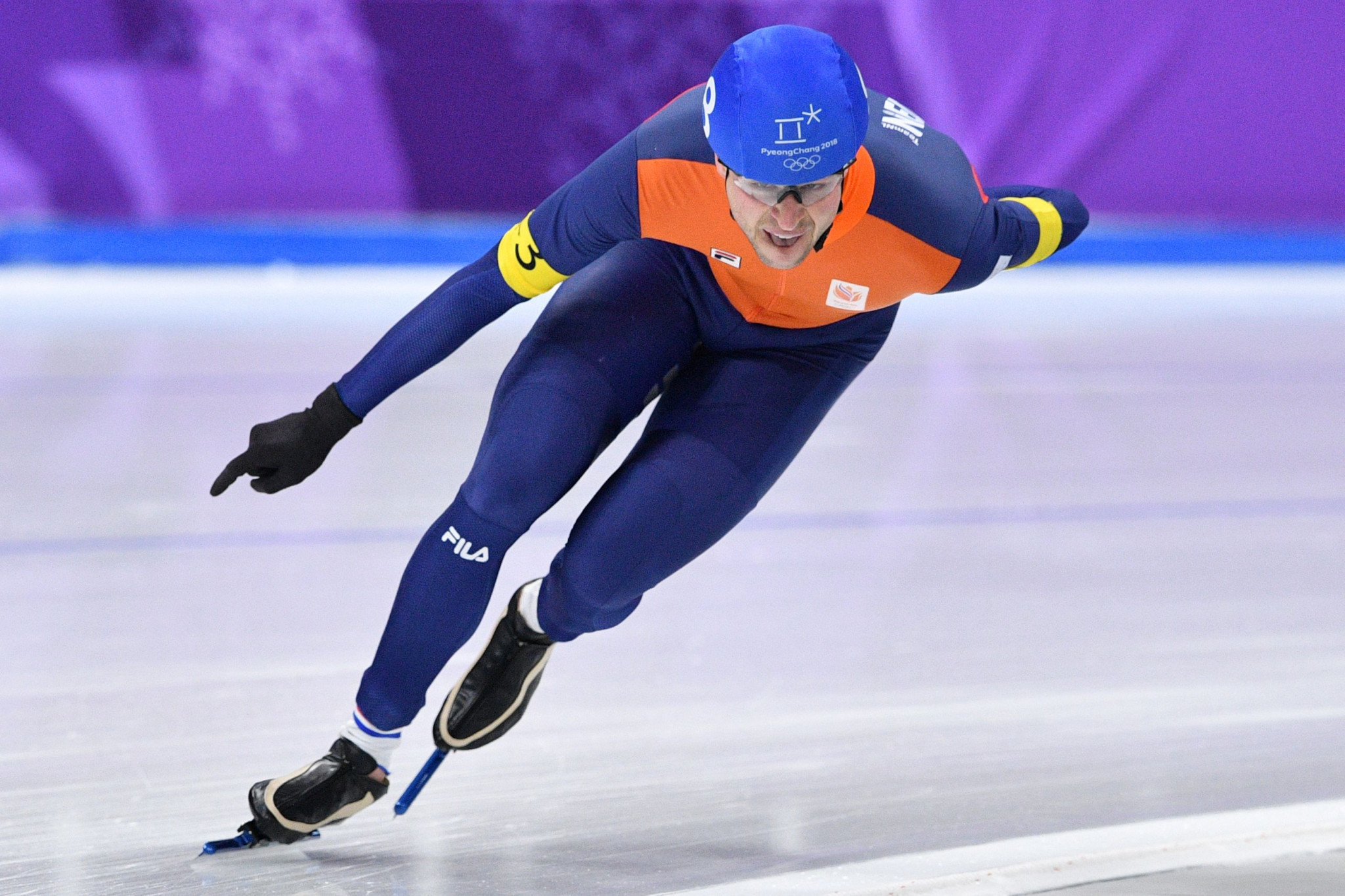 Kramer wins tenth allround title on final day of ISU European Speed Skating Championships