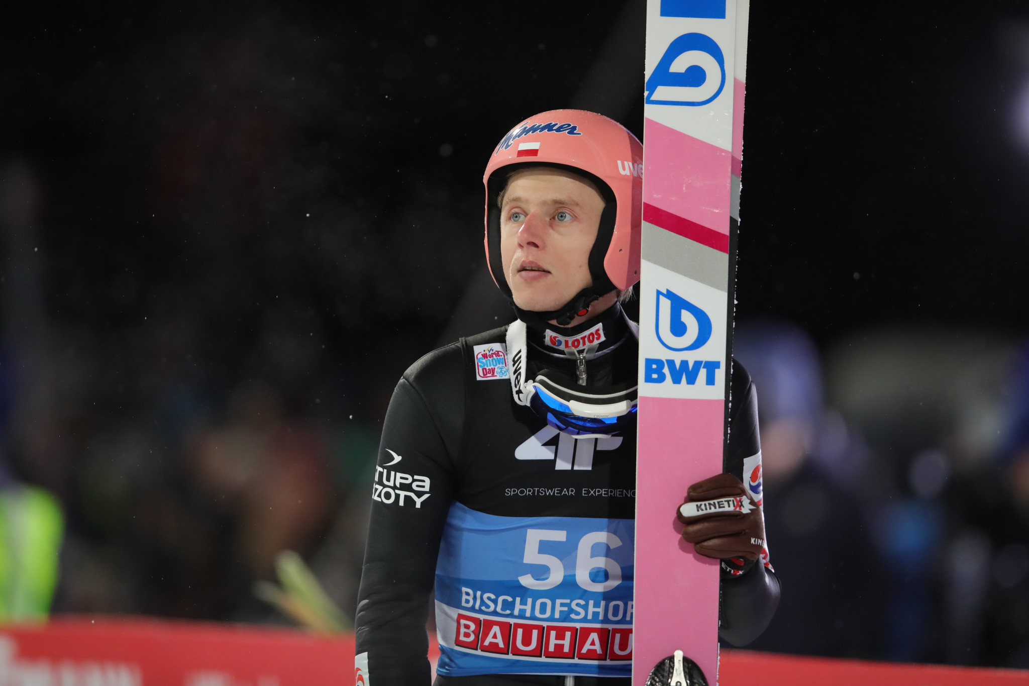 Kobayashi streak ends as Kubacki wins FIS Ski Jumping World Cup in Val di Fiemme