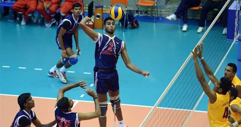 VFI is the national governing body for the sport of volleyball in India ©Pavam Sani/Tehran 2015/VFI