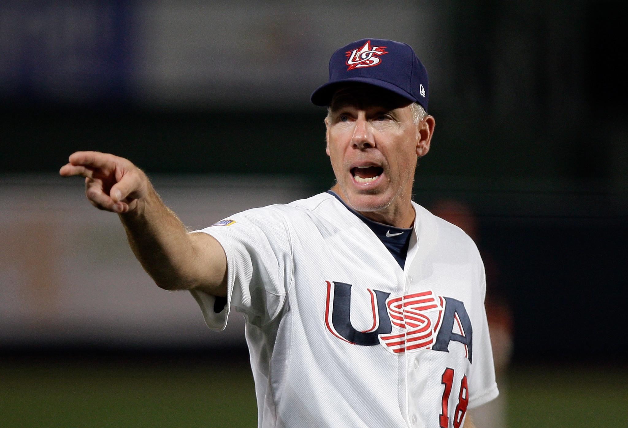 Three-time World Series winner Scott Brosius will head