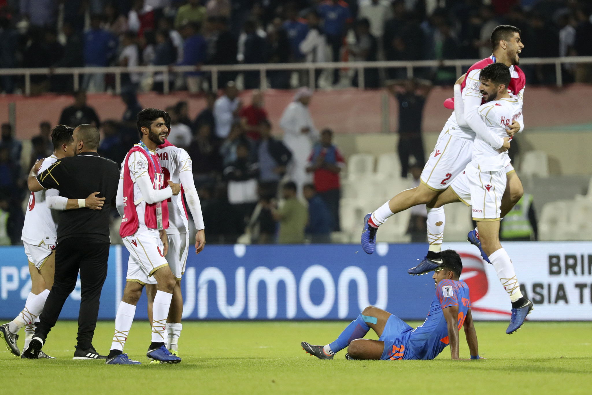 A 91st minute penalty for Bahrain has seen India knocked out of the 2019 Asian Cup ©Getty Images