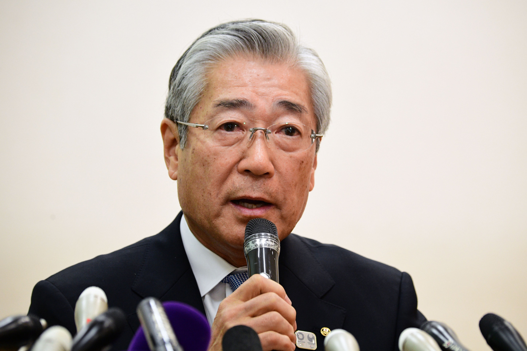 Takeda again denies corruption and apologises for impact on Tokyo 2020 preparations