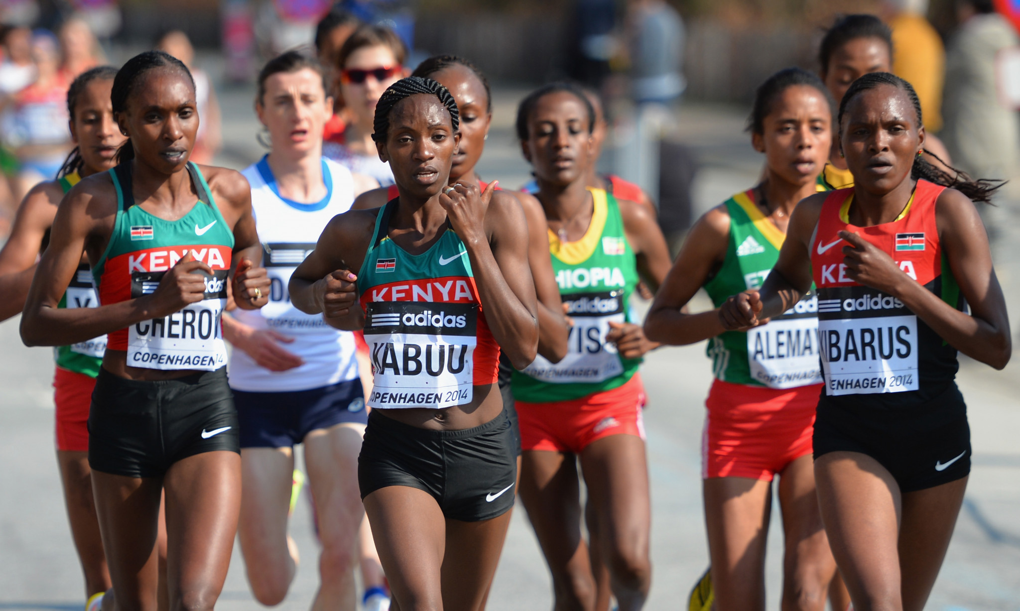 Kenya's Wangui handed two-year doping ban by Athletics Integrity Unit