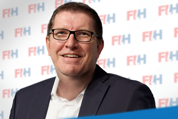 FIH chief executive Thierry Weil has insisted Pakistan has not withdrawn ©FIH
