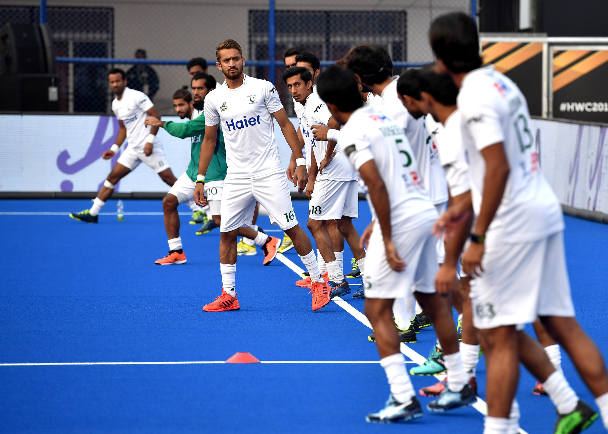 Pakistan hockey has been gripped by a financial crisis which saw the team nearly pull out of last year's World Cup ©Getty Images