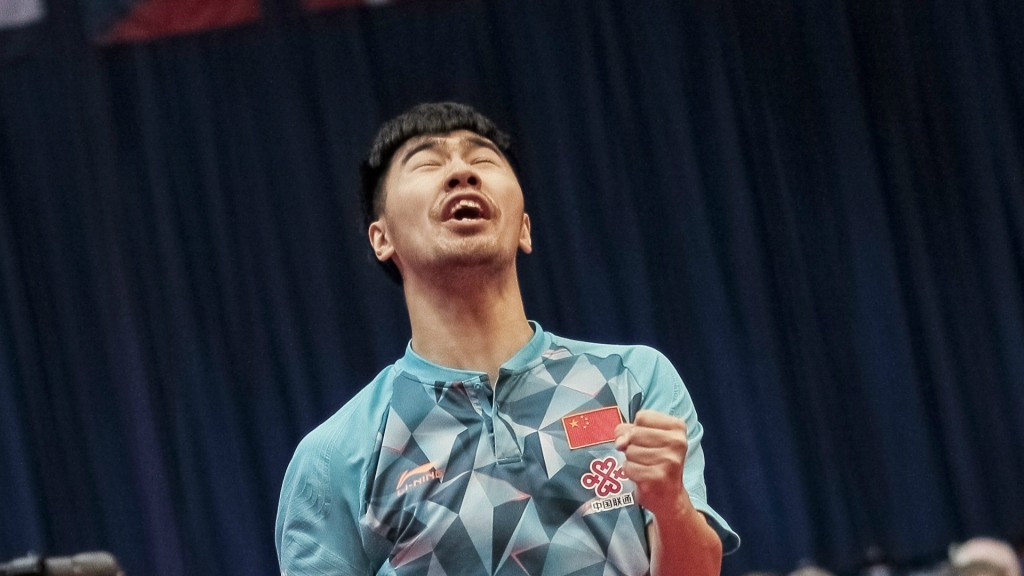 Former champion Yan makes promising start to ITTF Hungarian Open campaign
