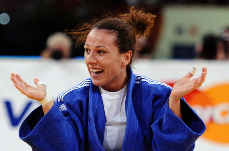 Romania's Andreea Chitu lived up to expectations in the women's under 52kg category