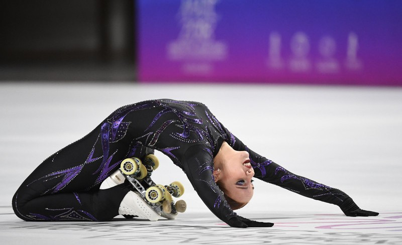 Paraguay to host 2020 Artistic Skating World Championships