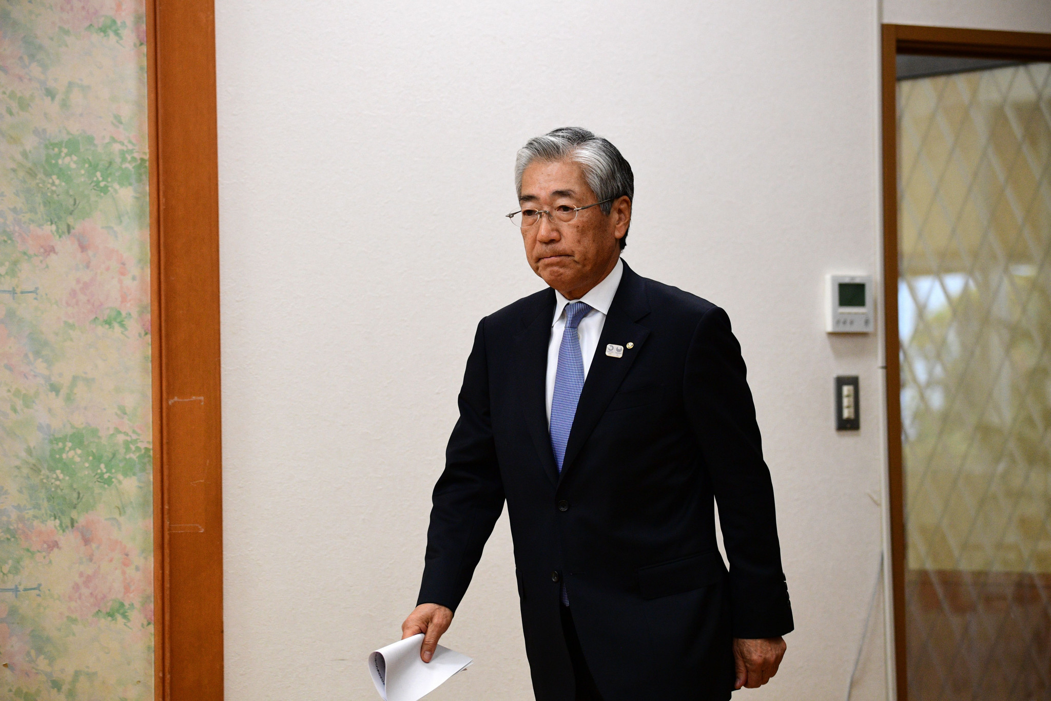 Takeda to miss IOC Marketing Commission meeting following corruption charge